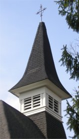 FPCS Church Steeple ~ Logo